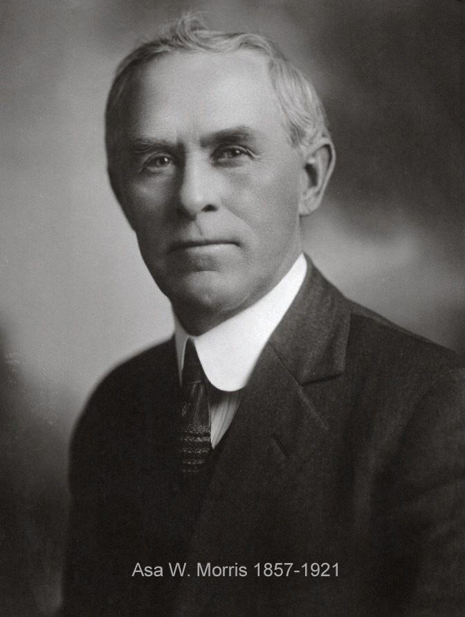 A W Morris Portrait 2.